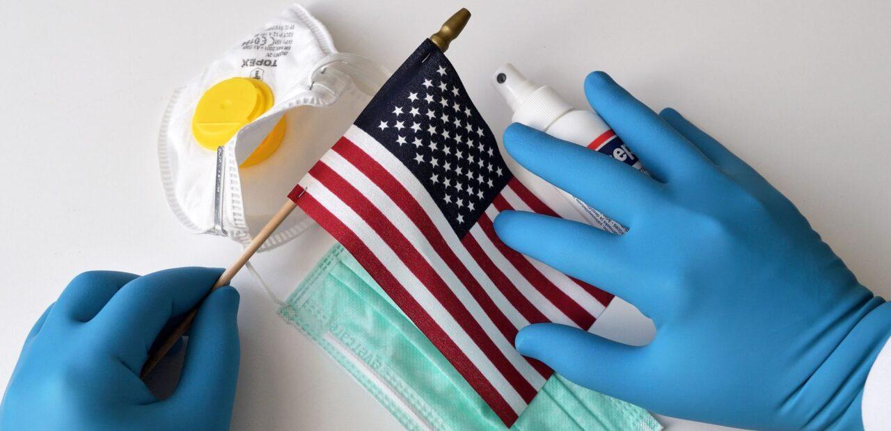 El Covid-19 llega al terer lugar de las causas de muerte en Estados Unidos