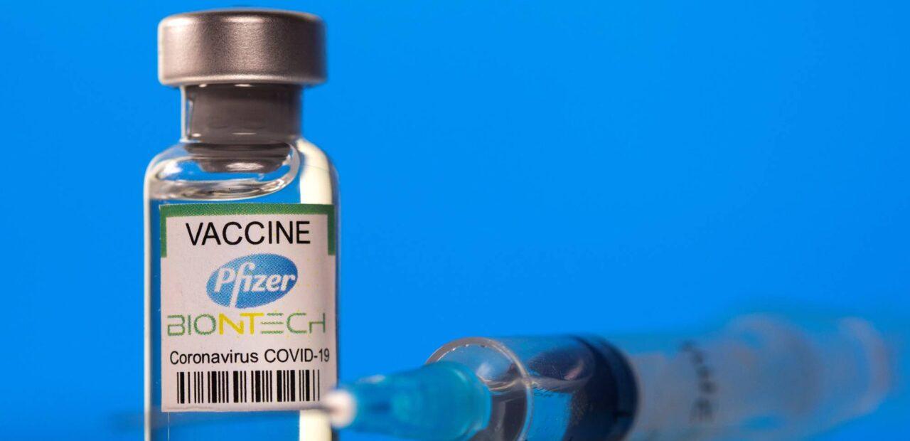 Vacuna Pfizer adolescentes