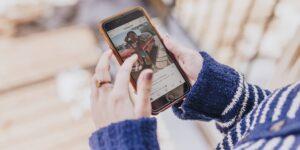 Cómo saber si Instagram notificará a otros cuando tomes una captura de pantalla