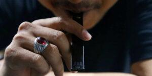Los adolescentes que vaporizan marihuana tienen más daño pulmonar que aquellos que usan nicotina, indicó estudio