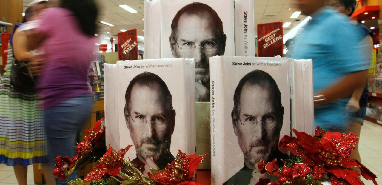 Steve_Jobs_libros | Business Insider México