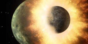 El núcleo de la Tierra contiene trozos enterrados de un mundo alienígena que son «millones de veces más grandes que el Monte Everest», sugiere una investigación