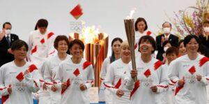 Ante el aumento de contagios por coronavirus en Osaka, esta ciudad japonesa quiere cancelar su participación en el relevo de la antorcha olímpica