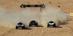 Qué es la Extreme E, la nueva categoría de automóviles eléctricos de la FIA