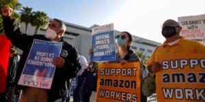 4 maneras en las que Amazon vigila a sus trabajadores —desde cámaras con IA, hasta contratar una agencia de espionaje