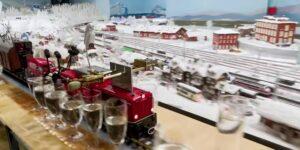 Un museo en Alemania obtiene el récord Guinness por la melodía más larga interpretada por un tren miniatura
