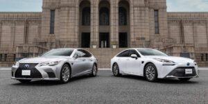 Toyota lanza nuevos modelos que usan tecnología de conducción asistida al conductor