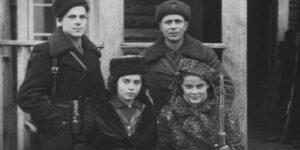 La historia de 3 mujeres que lucharon con la resistencia contra los nazis en Polonia