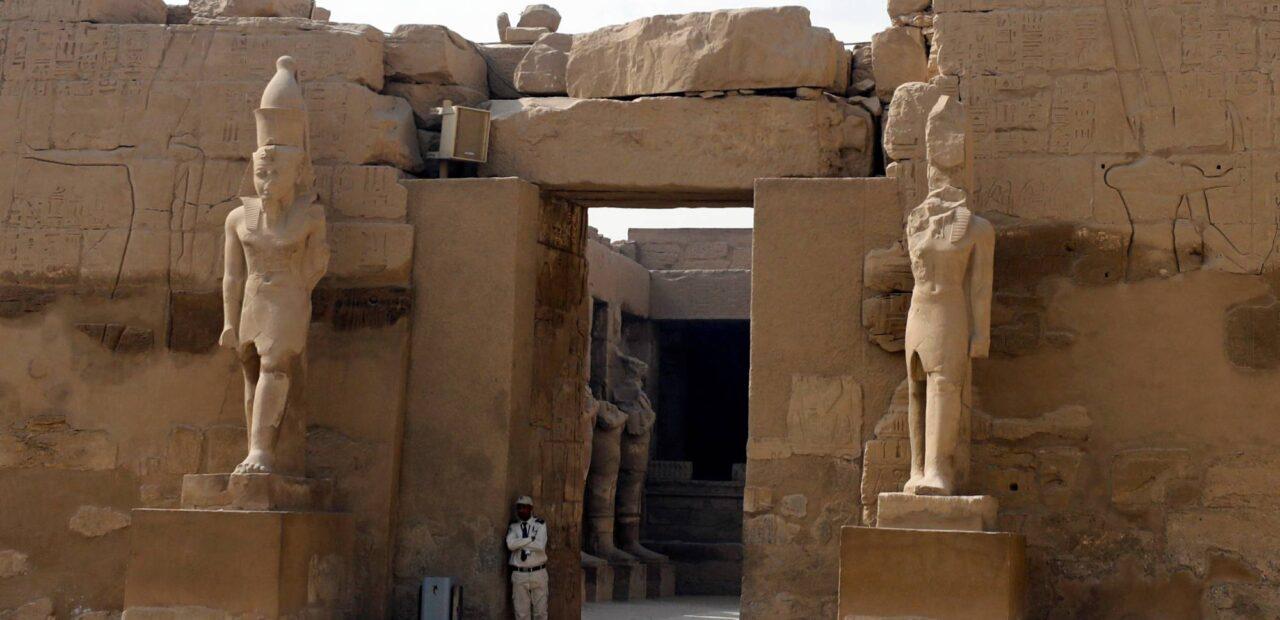 Ciudad Luxor Egipto