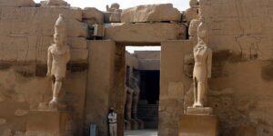 Una «ciudad perdida» de más de 3,400 años fue descubierta en Luxor, Egipto