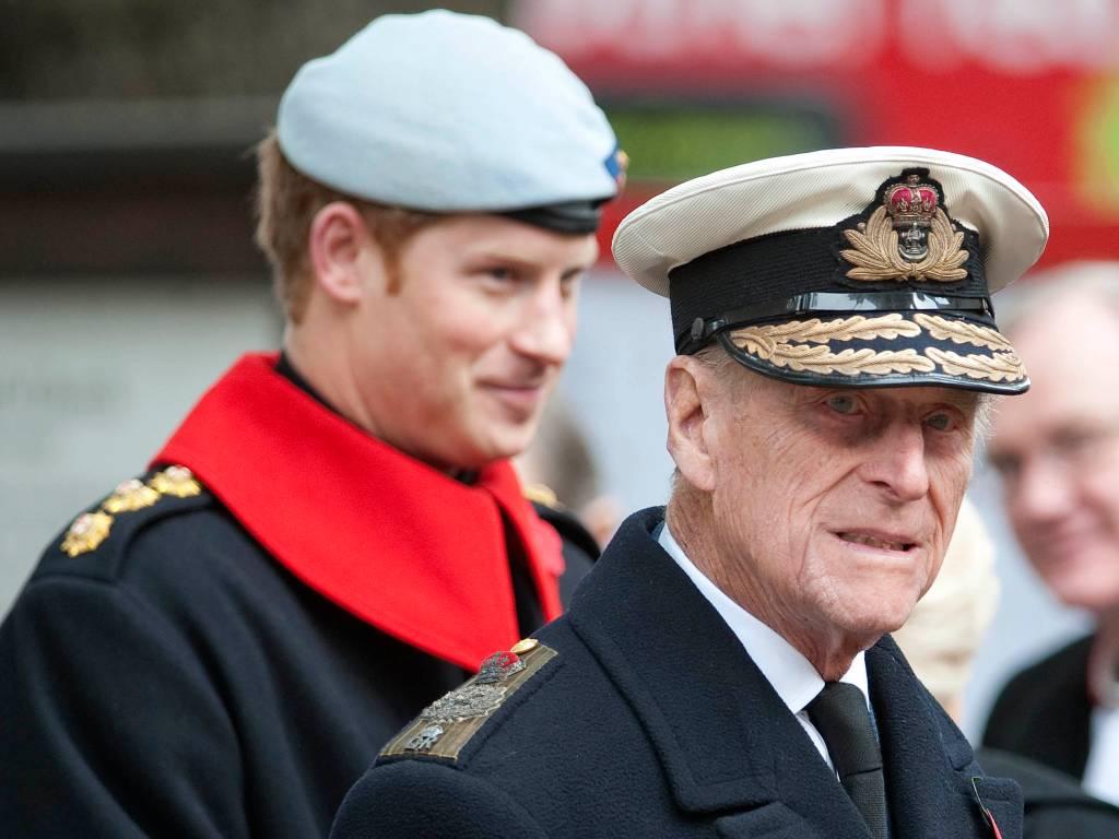 príncipe Harry funeral