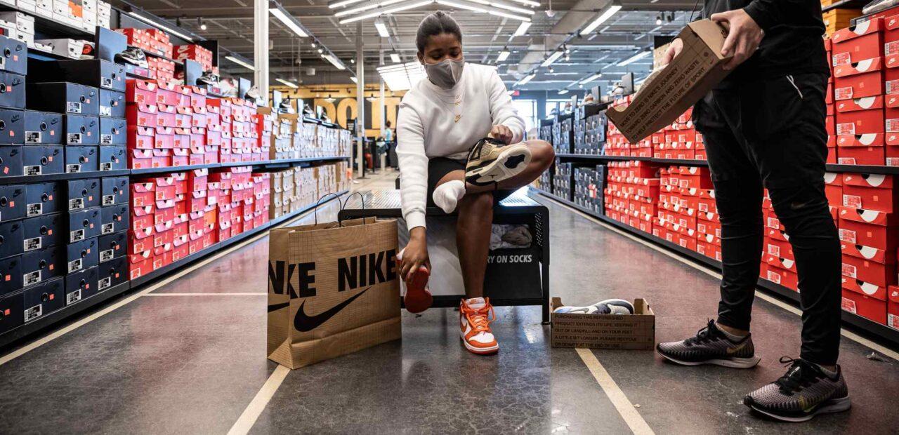 Nike revenderá sus tenis usados bajo ciertas condiciones | Business Insider Mexico