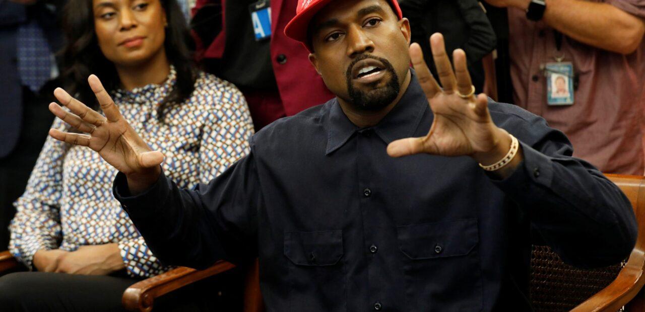 Los tenis de Kanye West se venderán en un evento privado
