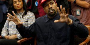 Los tenis de Kanye West podrían llegar un precio de un millón de dólares en una venta privada