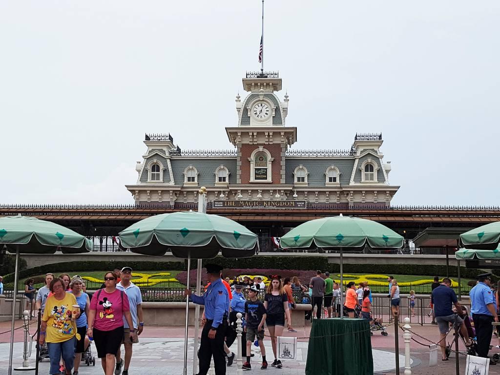 parques Disney