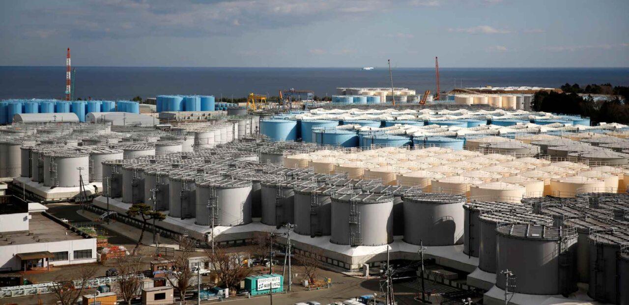 agua desastre nuclear fukushima