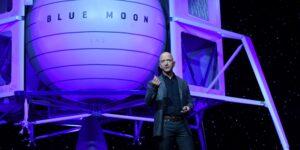 Blue Origin, de Jeff Bezos, consigue un contrato de 2.5 mdd con el Pentágono para diseñar una nave espacial de propulsión nuclear