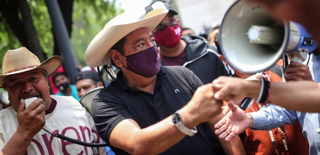 Félix_Salgado_INE | Business Insider México
