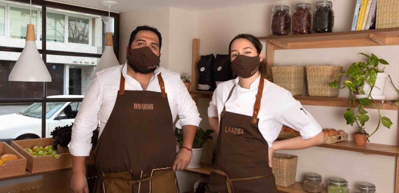 LUZIA Dark Kitchen | Business Insider México