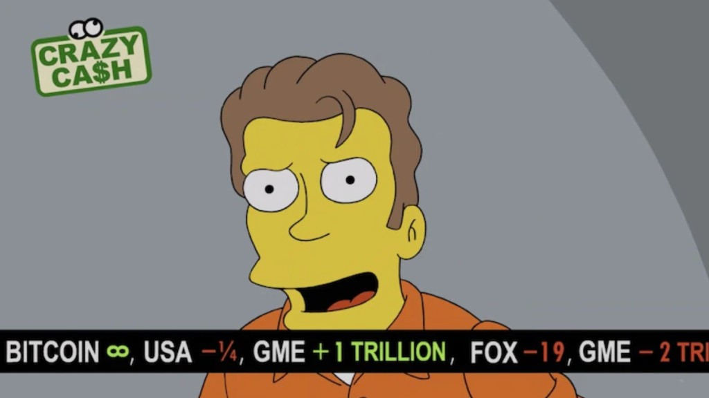 los simpsons bitcoin