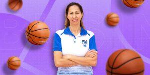 Erika Gómez Lozada: la entrenadora de basquetbol que busca cambiar la historia del deporte femenil en México