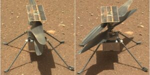 El primer vuelo del Ingenuity en Marte se retrasa al menos una semana porque su software necesita un ajuste