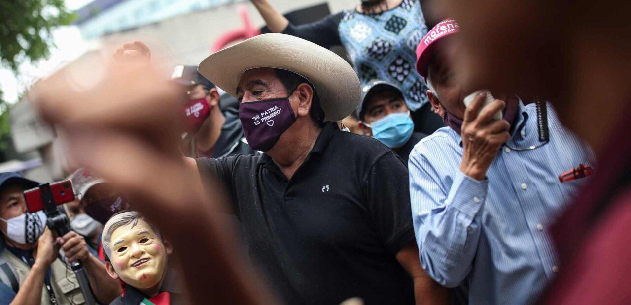 felix_salgado_candidatura |Business Insider México