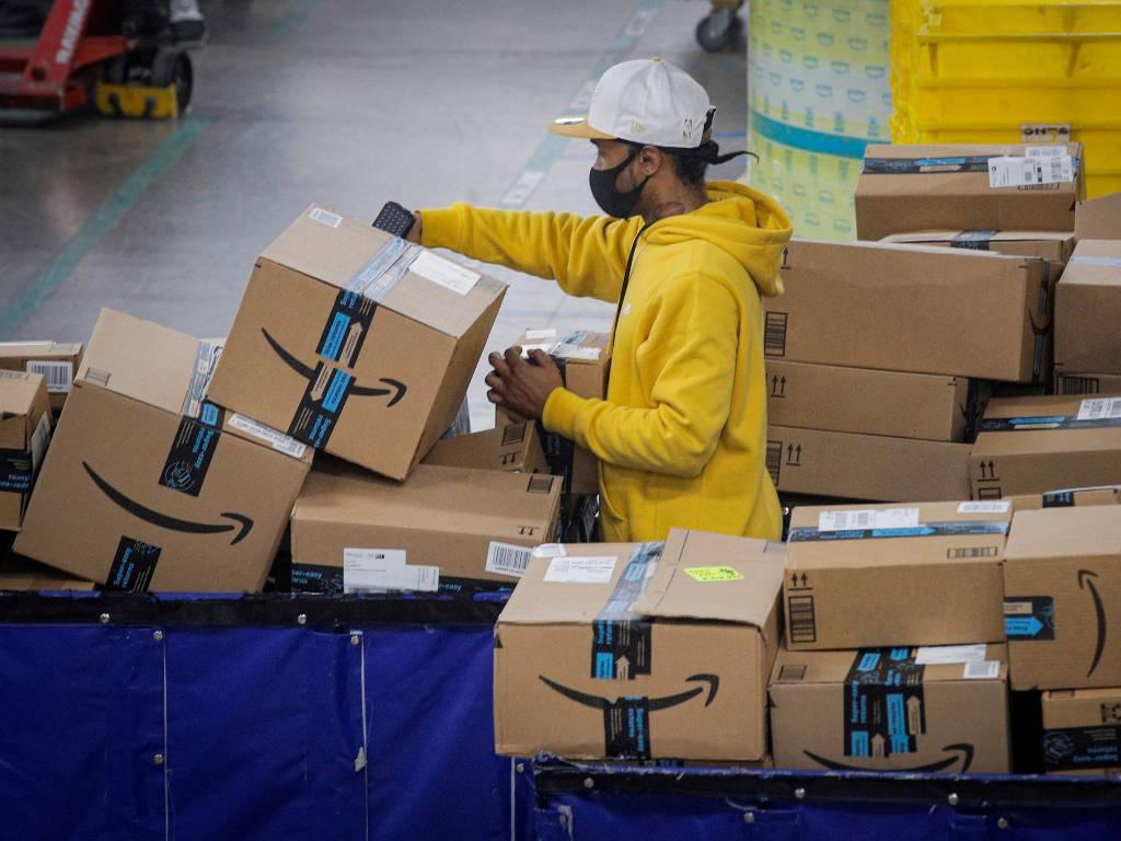 Amazon empleados