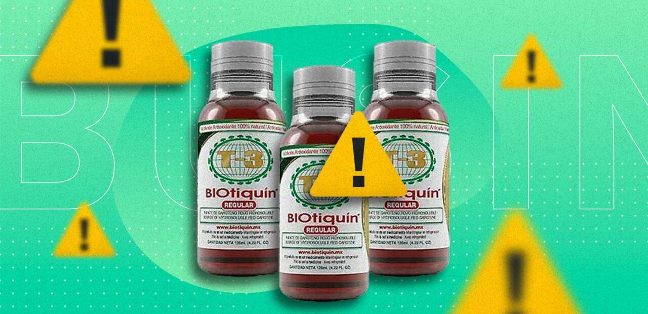 biotiquin maussan riesgos a la salud cofepris | Business Insider México