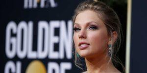 Taylor Swift envió un paquete a una enfermera en la primera línea contra el Covid —esta fue su reacción