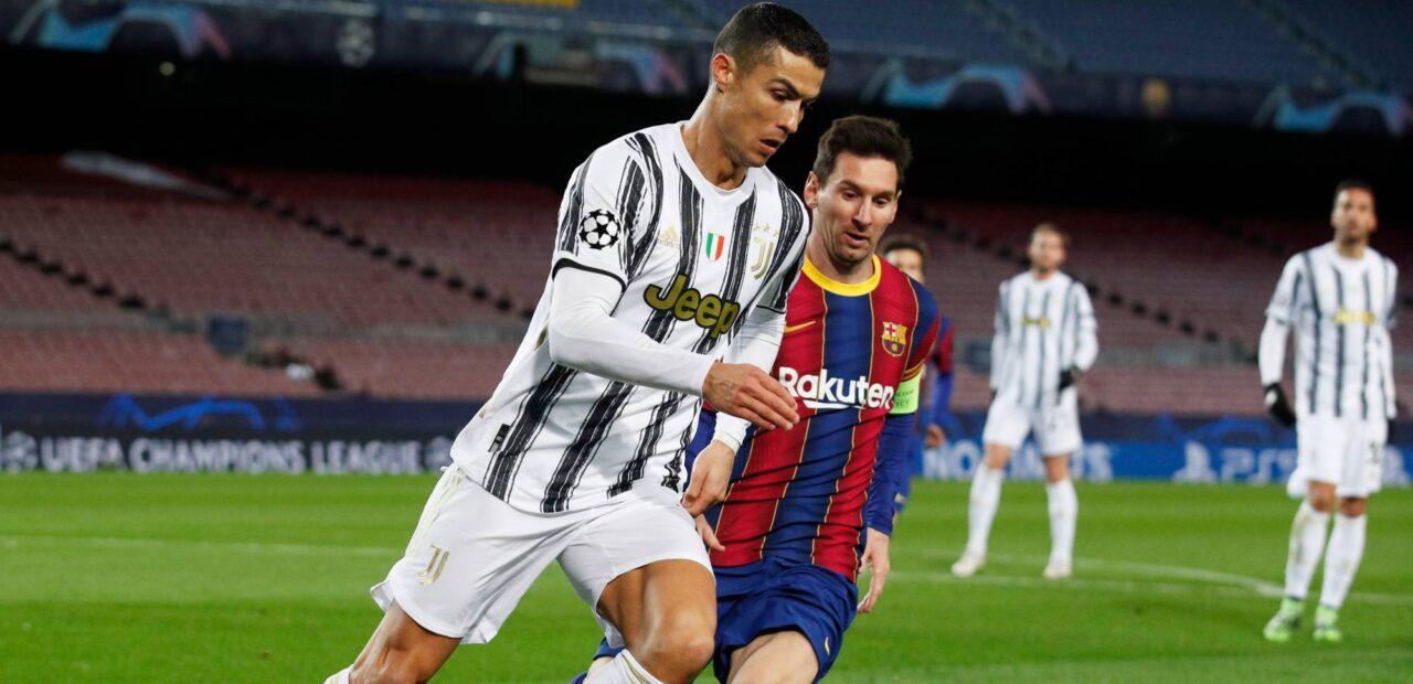Messi Cristiano Superliga | Business Insider Mexico