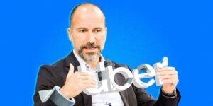 Cómo el CEO de Uber, Dara Khosrowshahi, limpió la cultura tóxica de la empresa