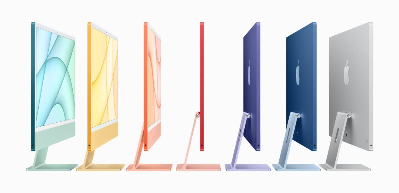 Apple nueva iMac