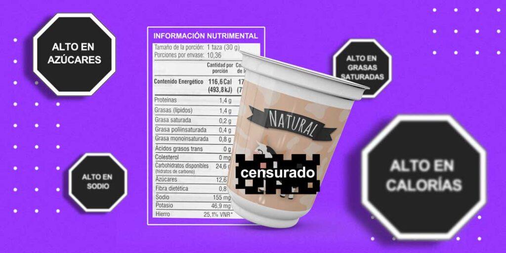 NOM 051 nuevo etiquetado IMPI regulación Sofía Ramírez   Business Insider México