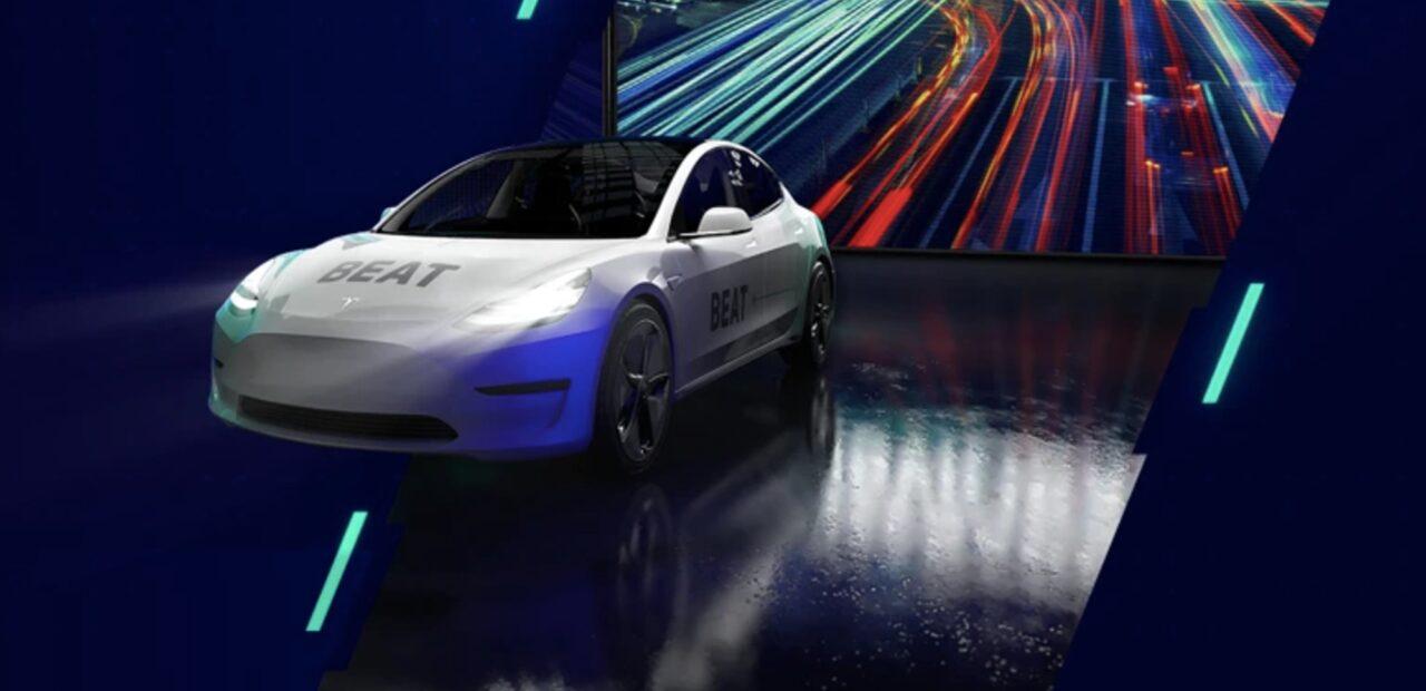 México es la única ciudad con el servicio Beat Tesla en las calles | Business Insider Mexico