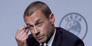 """El presidente de la UEFA advierte que los clubes fundadores de la Superliga tendrán """"consecuencias"""""""