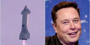 Elon Musk dice que llegar a la Luna en 2024 es 'factible', y el megacohete Starship de SpaceX transportará humanos en 'un par de años'
