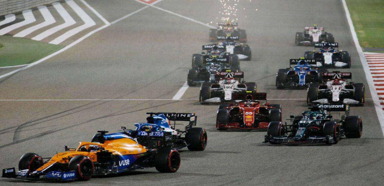 F1 sprint | Business Insider Mexico