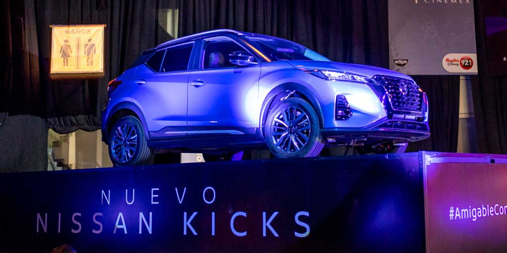 Nissan Kicks 2021 Autocinema Cinemex Platino Santa Fe SUV   Business Insider México