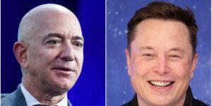 Blue Origin de Jeff Bezos critica a la NASA por su decisión 'injusta' de otorgarle a SpaceX de Elon Musk un contrato de 2,900 millones de dólares