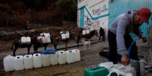3 claves para entender la sequía y escasez de agua en Ciudad de México