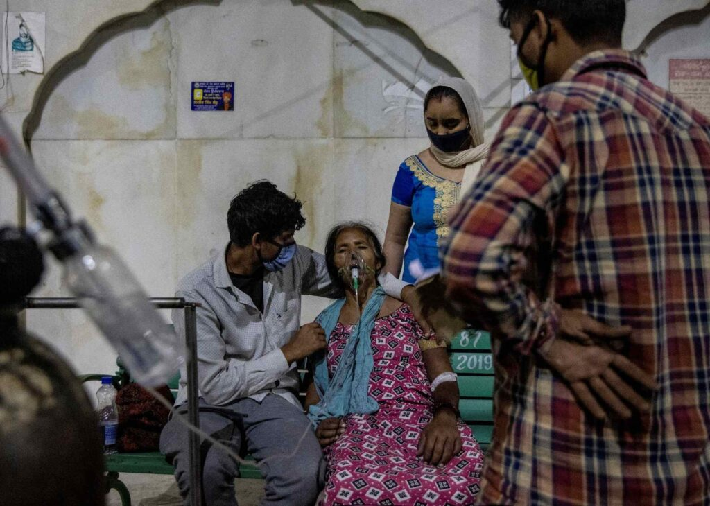 aumento coronavirus india
