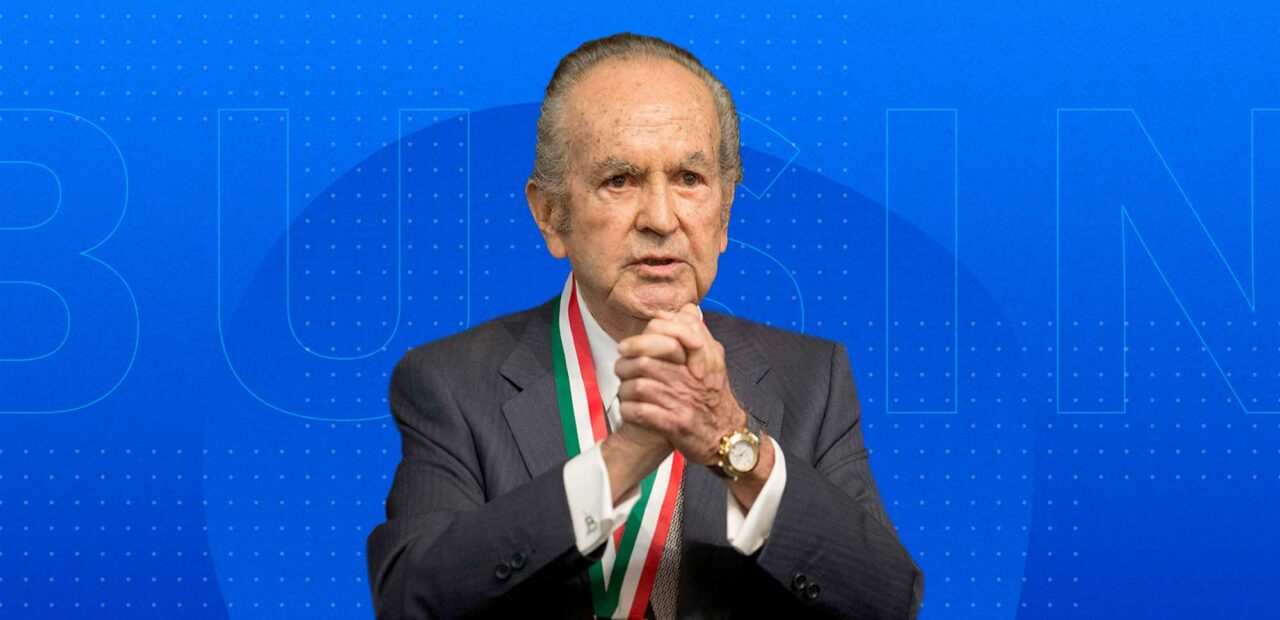 Alberto Baillères | Business Insider Mexico