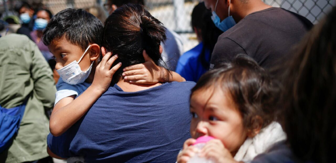 familias inmigrantes separadas