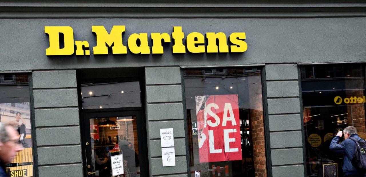 invertir dr. martens