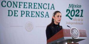 Sheinbaum anuncia peritaje nacional e internacional por desplome de puente en estación Olivos del Metro de la CDMX