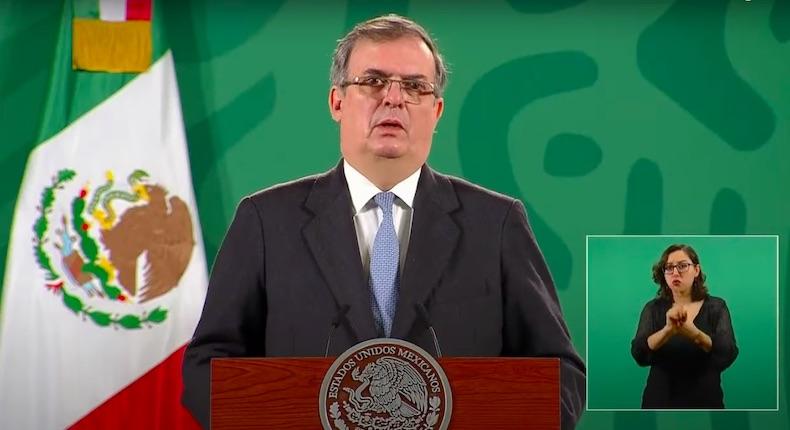 Marcelo Ebrard | Business Insider México
