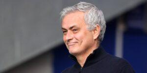 José Mourinho será el nuevo director técnico del AS Roma en la temporada 2021-2022