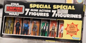"""10 juguetes de """"Star Wars"""" que tenías cuando eras niño y que ahora son valiosos coleccionables"""