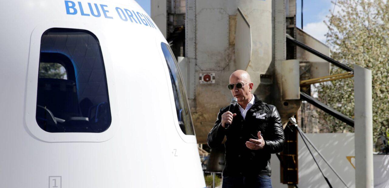 Blue Origin subasta | Business Insider Mexico